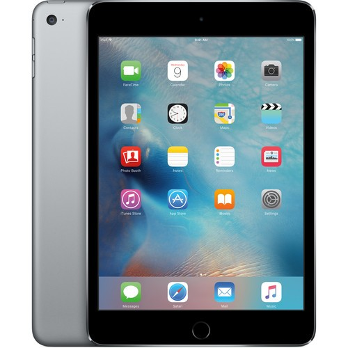 iPad mini 4 Space Gray