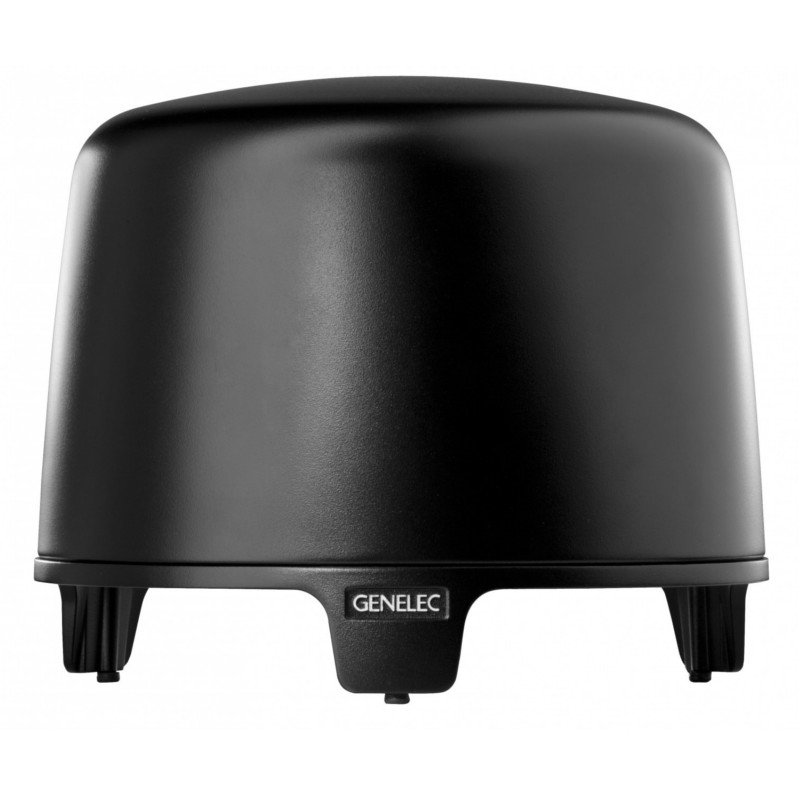 Genelec F one black musta
