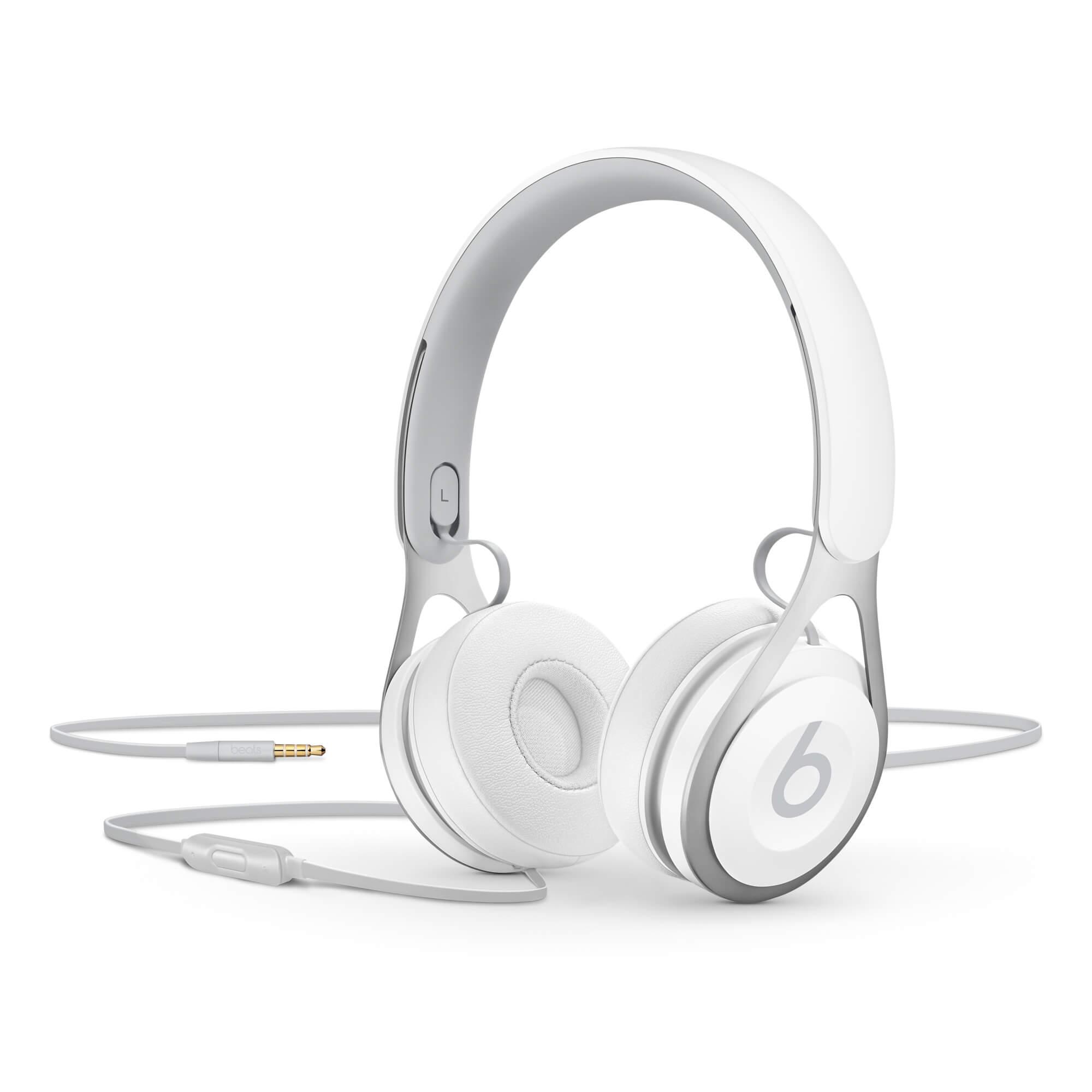 Beats EP On-Ear -kuulokkeet - valkoinen