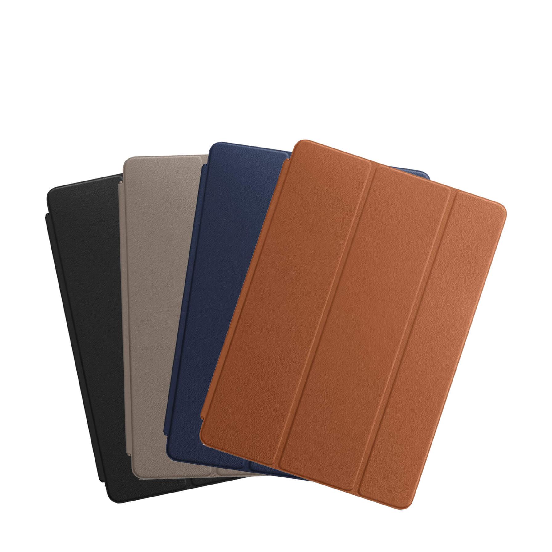 Nahkainen Smart Cover 10,5 tuuman iPad Prolle