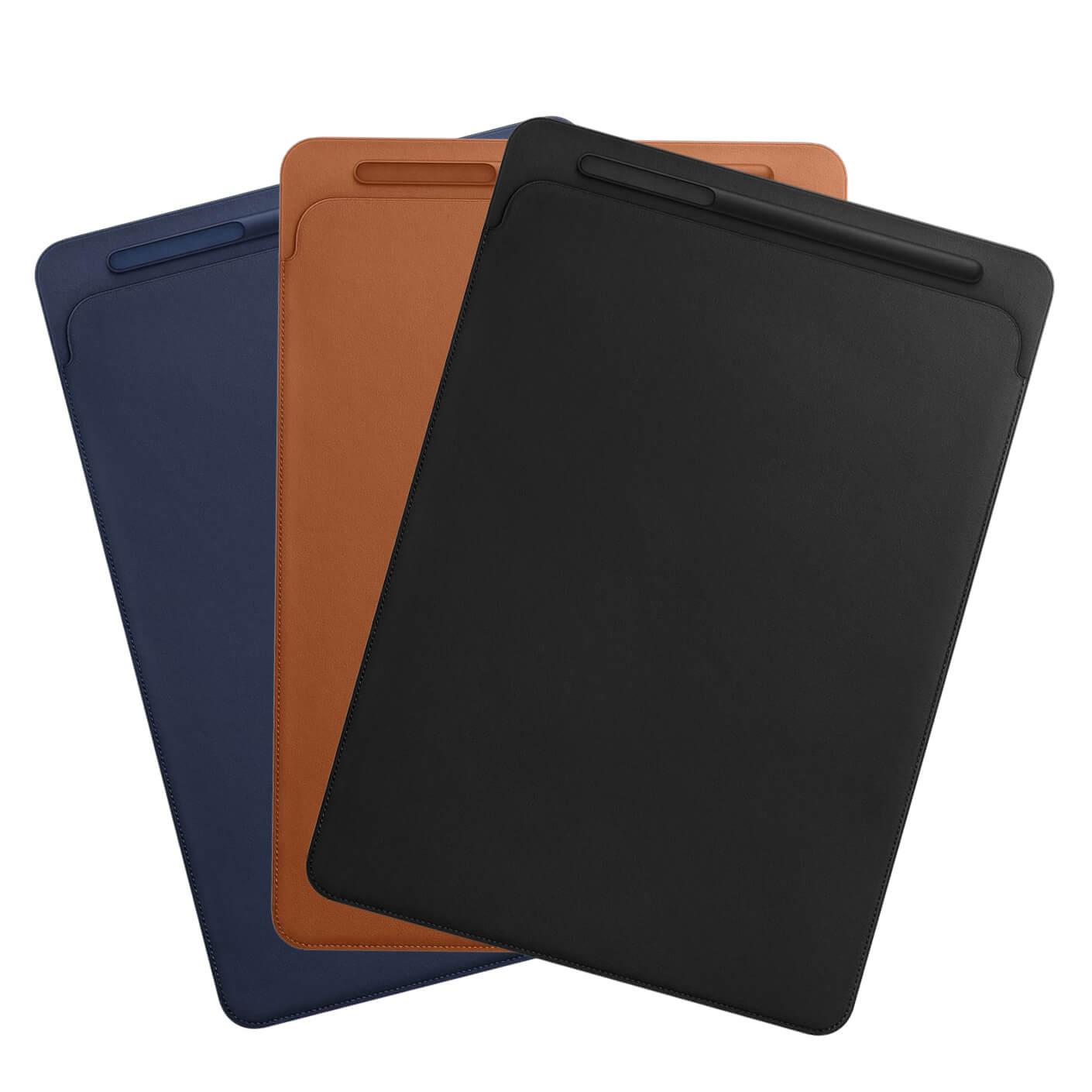 Nahkatasku 12,9 tuuman iPad Prolle