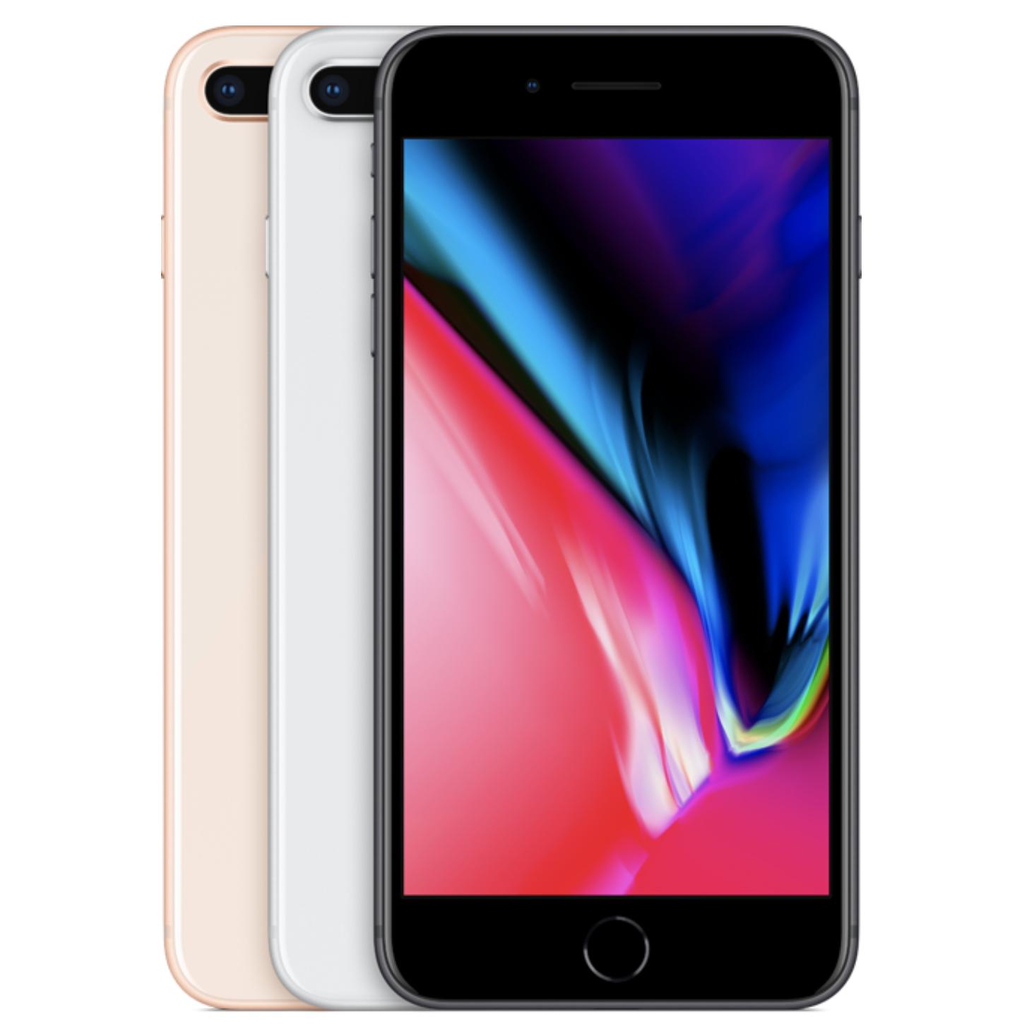 iPhone8-plus - kaikki värit