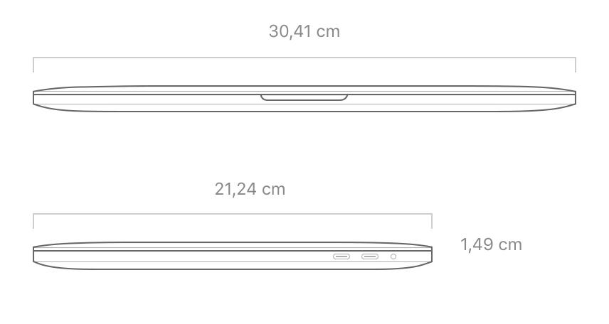 """MacBook Pro 13"""" koko"""