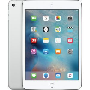 iPad mini 4 128 Gb Silver