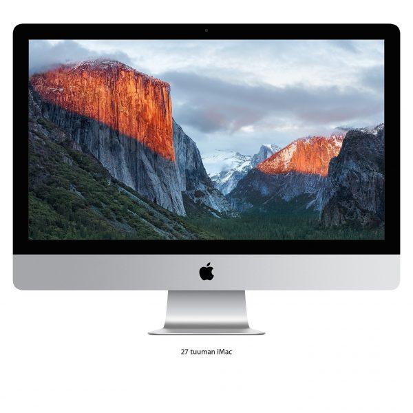 iMac 27 3,2GHz Retina 5K
