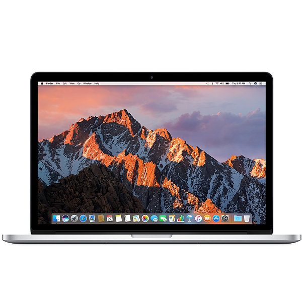MacBook Pro 15 retina hopea