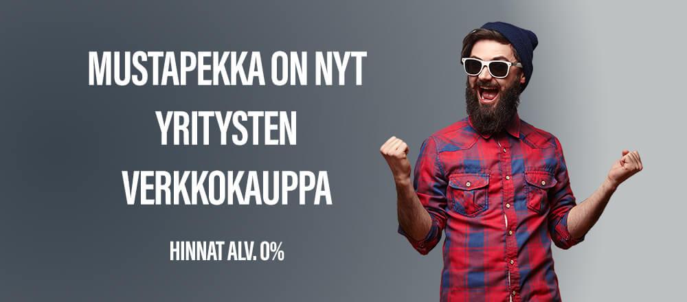 Mustapekka.fi - Yritysten verkkokauppa