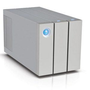 LACIE 2big 6TB Thunderbolt&USB3 7.2k