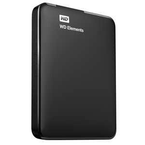 WD Elements external HDD USB3.0 1TB