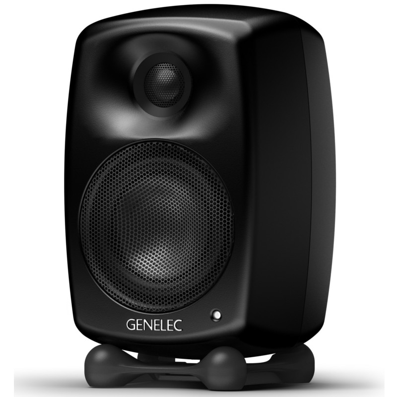 Genelec G Two Black Musta