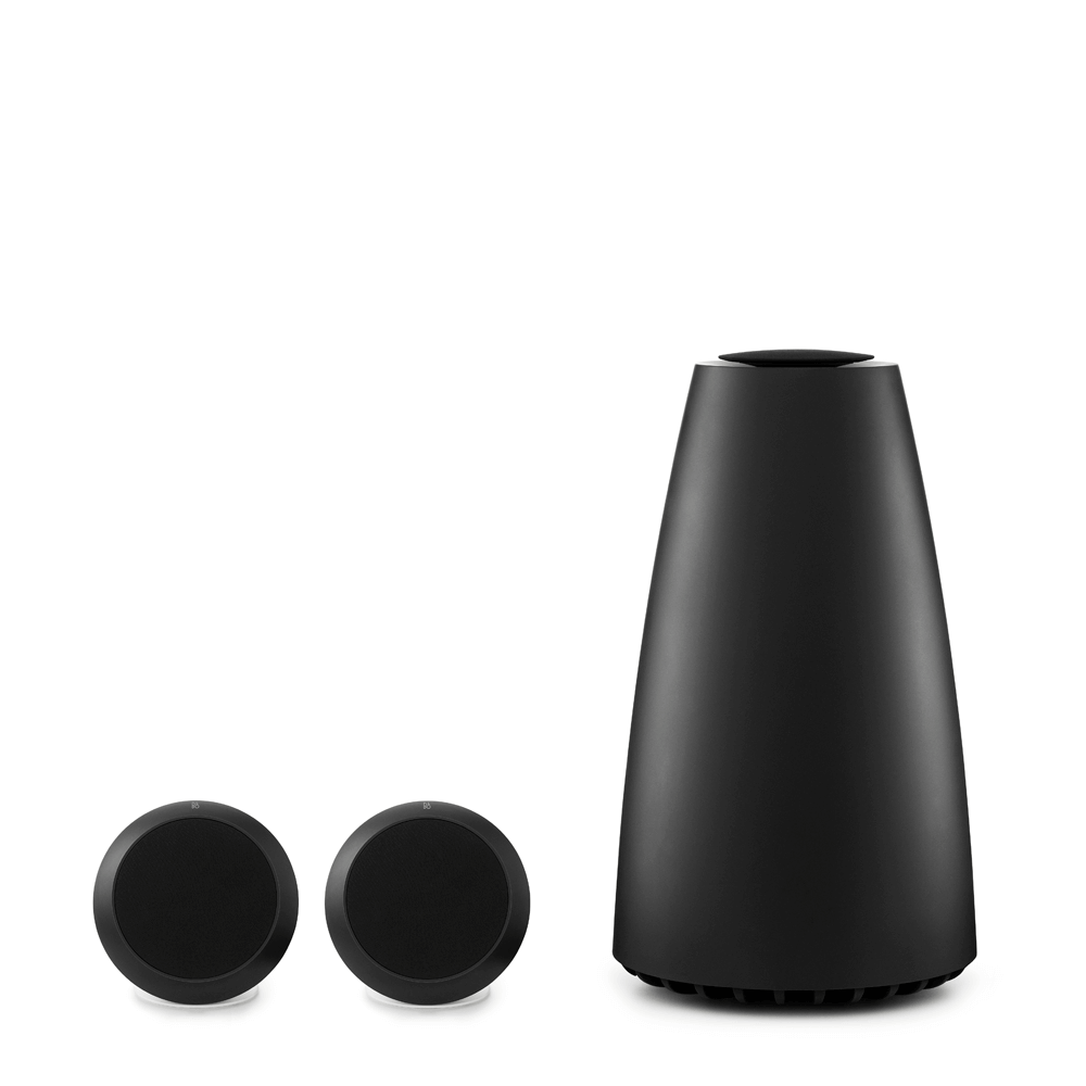 BeoPlay S8 Musta