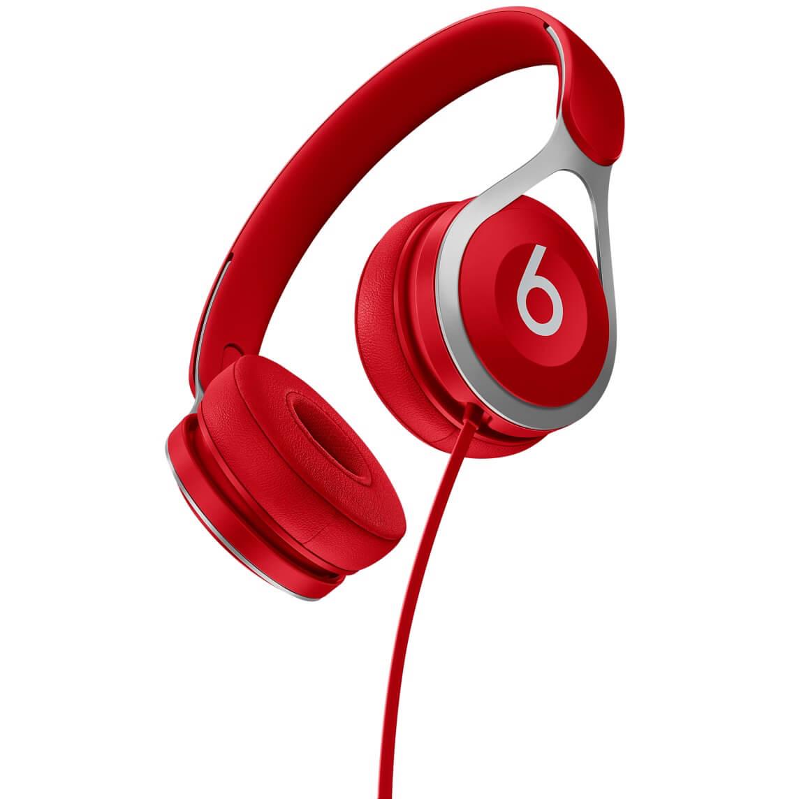 Beats EP On-Ear -kuulokkeet - punainen