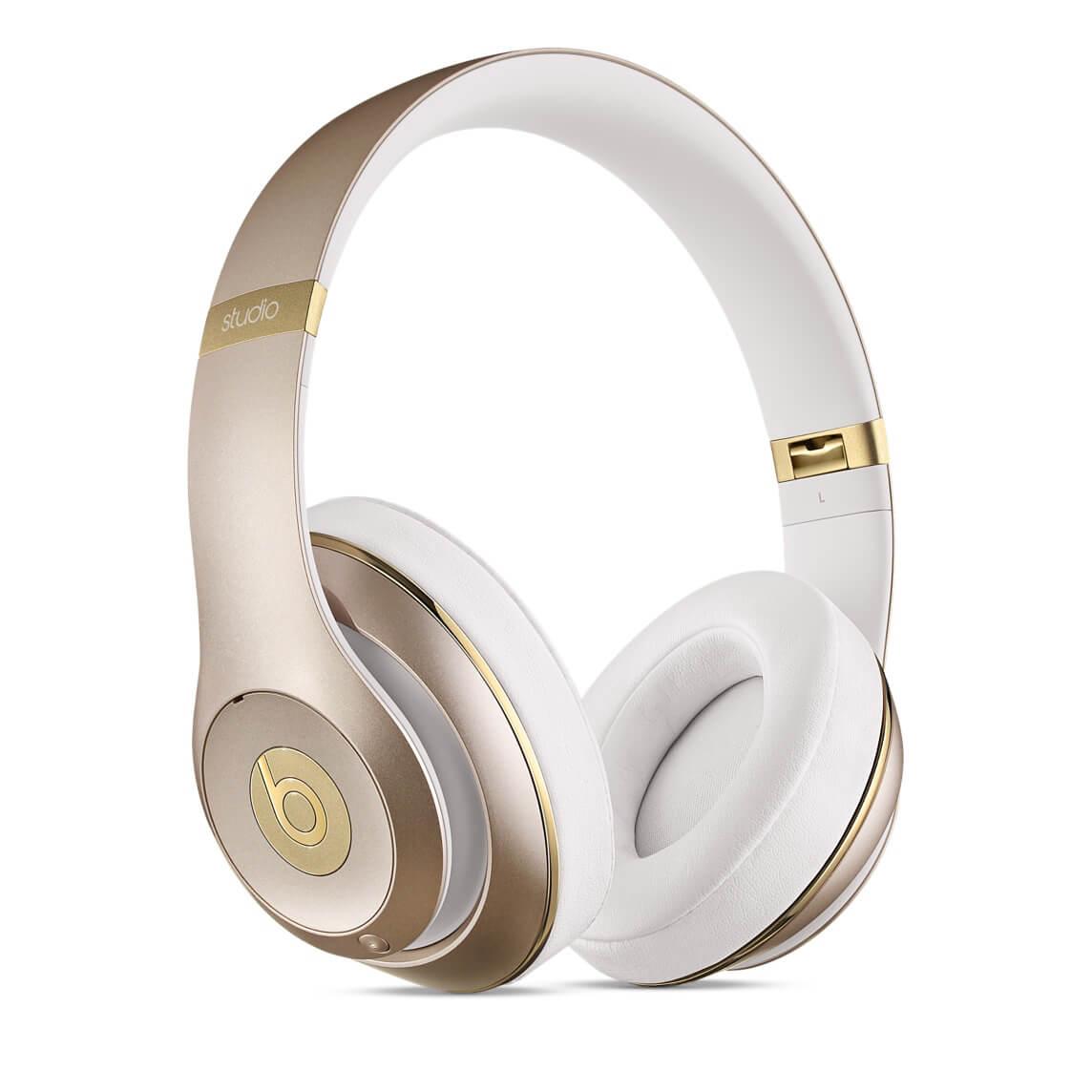 Beats Studio Wireless Over-Ear -kuulokkeet - kulta