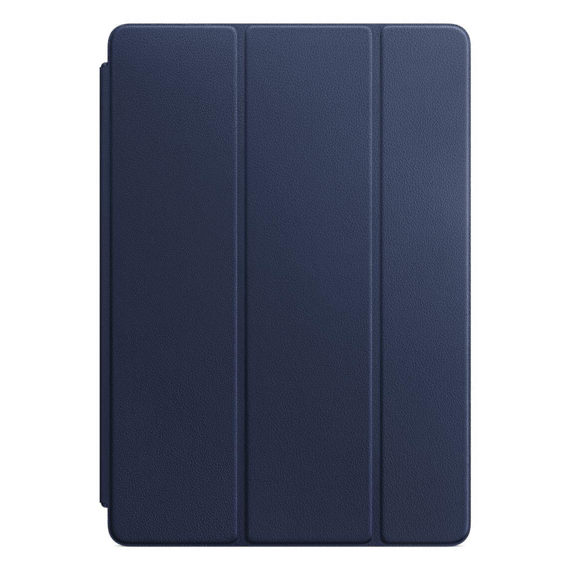 Nahkainen Smart Cover 10,5 tuuman iPad Prolle - yönsininen