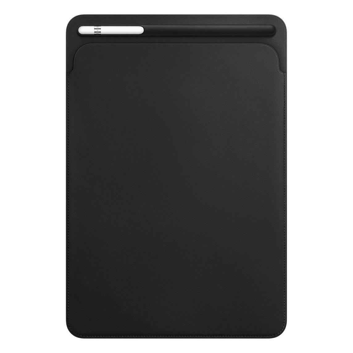 """Nahkatasku iPad Prolle 10,5"""" - musta"""