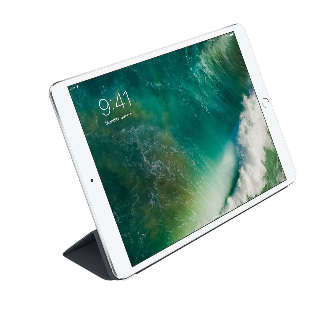 Smart Cover 10,5 tuuman iPad Prolle - hiilenharmaa