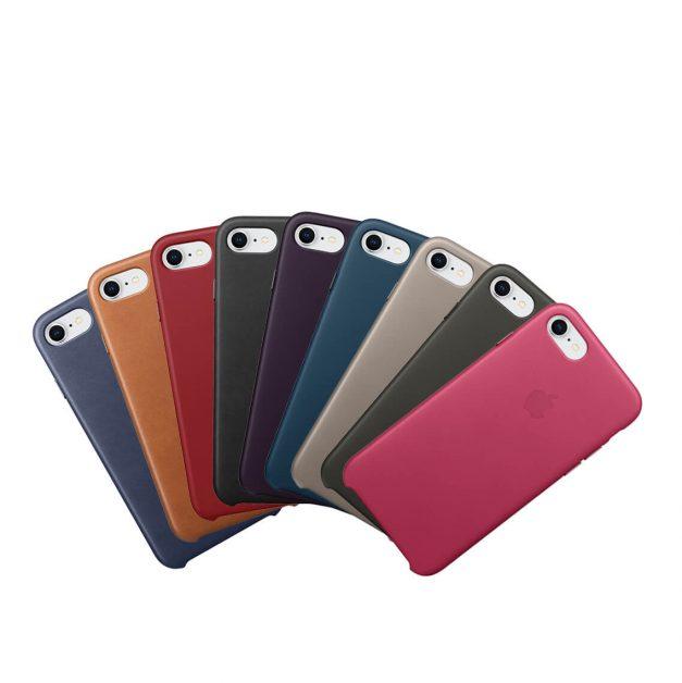 iPhone 7 ja 8 -nahkakuoret