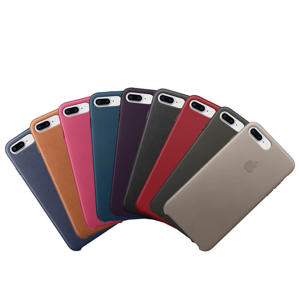iPhone 7 Plus ja 8 Plus -nahkakuoret