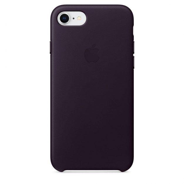 iPhone nahkakuori munakoiso