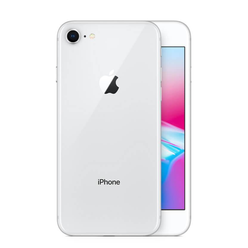 iPhone 8 hopea takaa