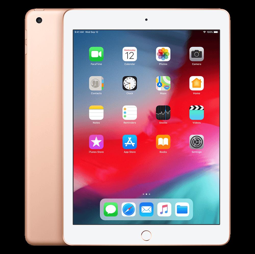"iPad 9,7"" 2018 kulta"