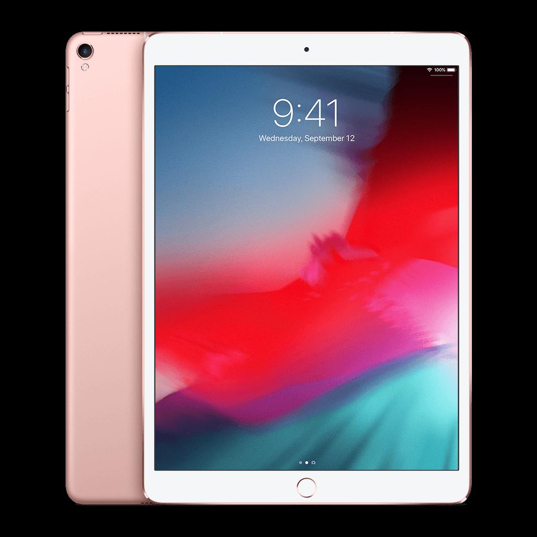 iPad Pro 10,5 ruusukulta