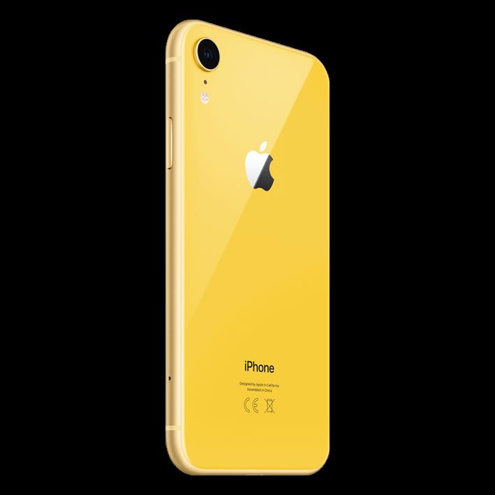Apple iPhone XR keltainen