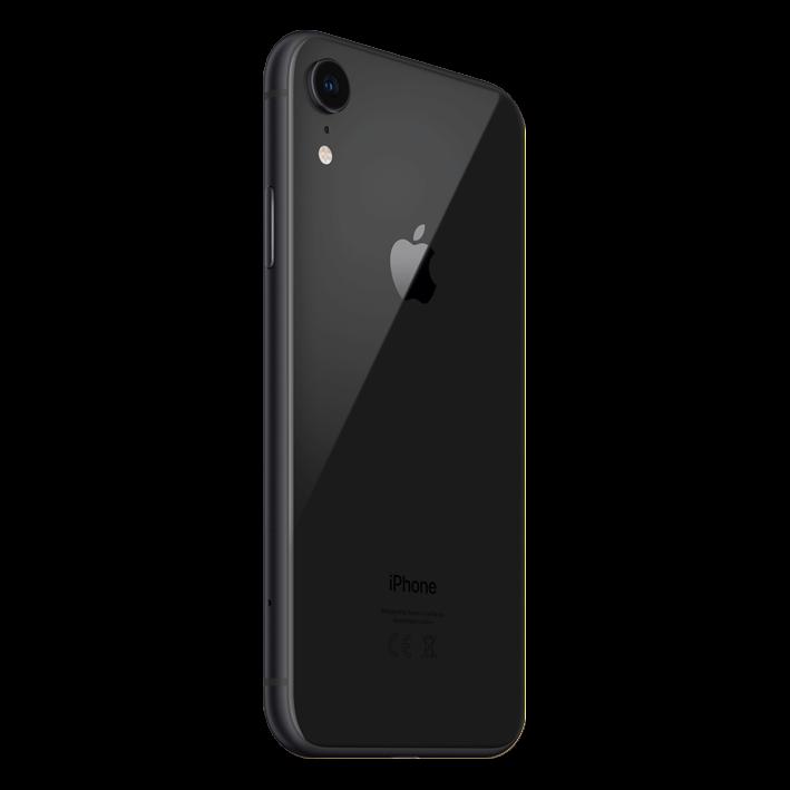 Apple iPhone XR musta
