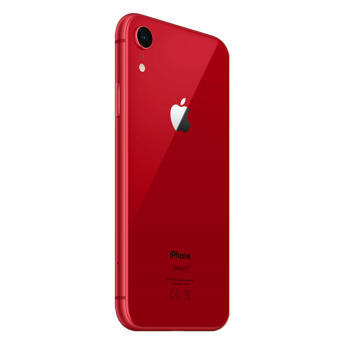 Apple iPhone XR punainen