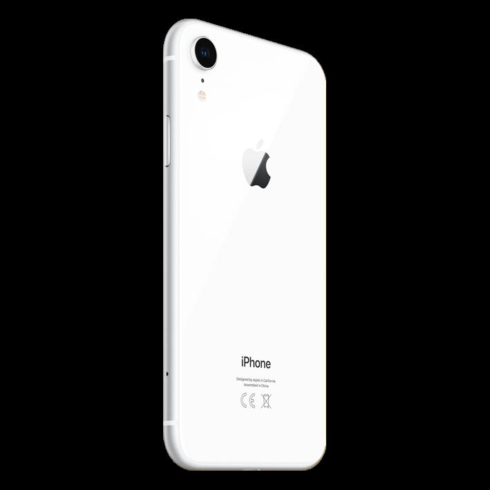 Apple iPhone XR valkoinen